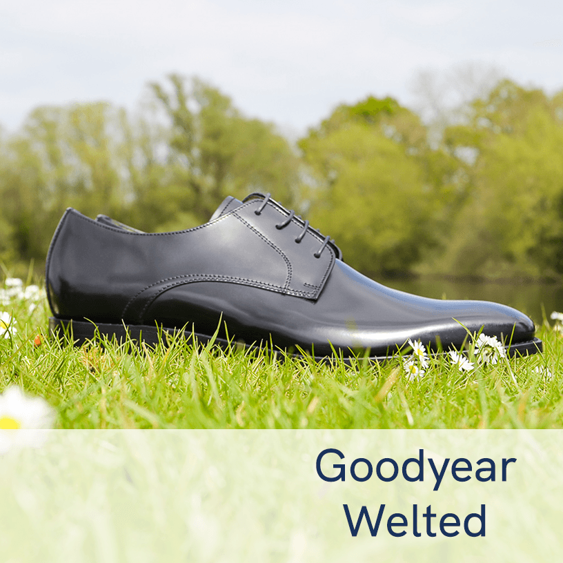 John White Goodyear Welted Shoes