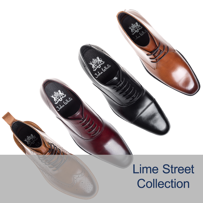 John White Lime Street Collection
