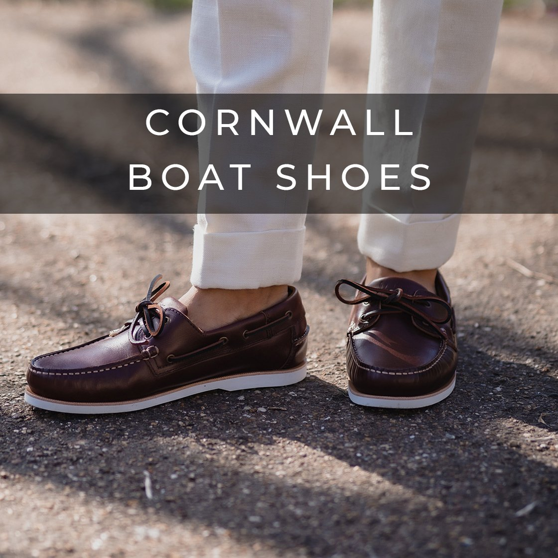Cornwall Boat Shoes